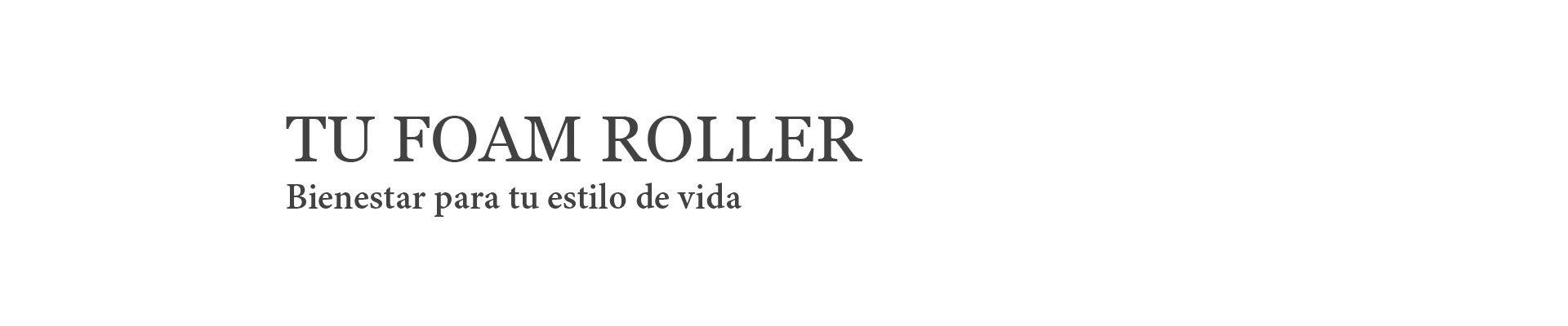 Tu foam roller
