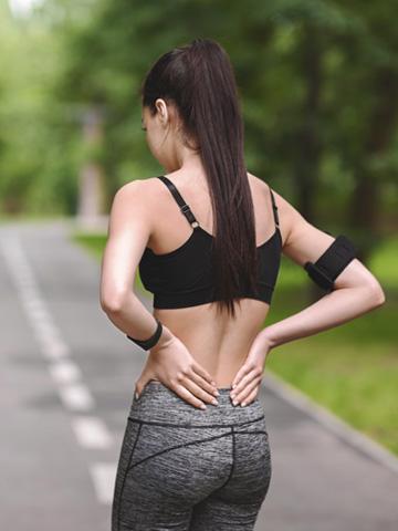 foam roller dolor lumbar ejercicios